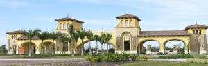 Gran Paradiso entrance