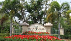 Gated Community, Heron Creek