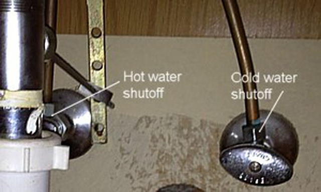 Water Shut-Off
