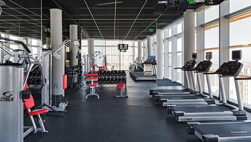 Veer Towers Fitness Center