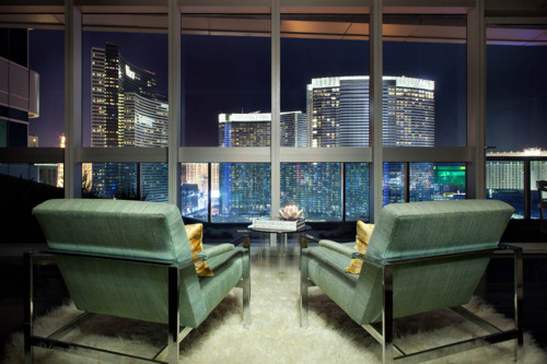 Las vegas Penthouses-Views from THE MARTIN HIGH RISE CONDOS