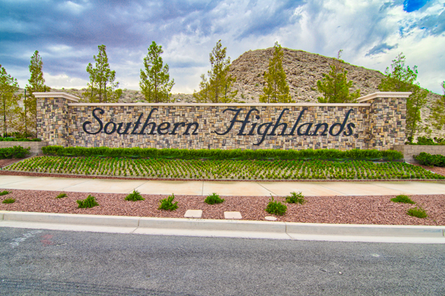 Southern Highlands Real Estate For Sale