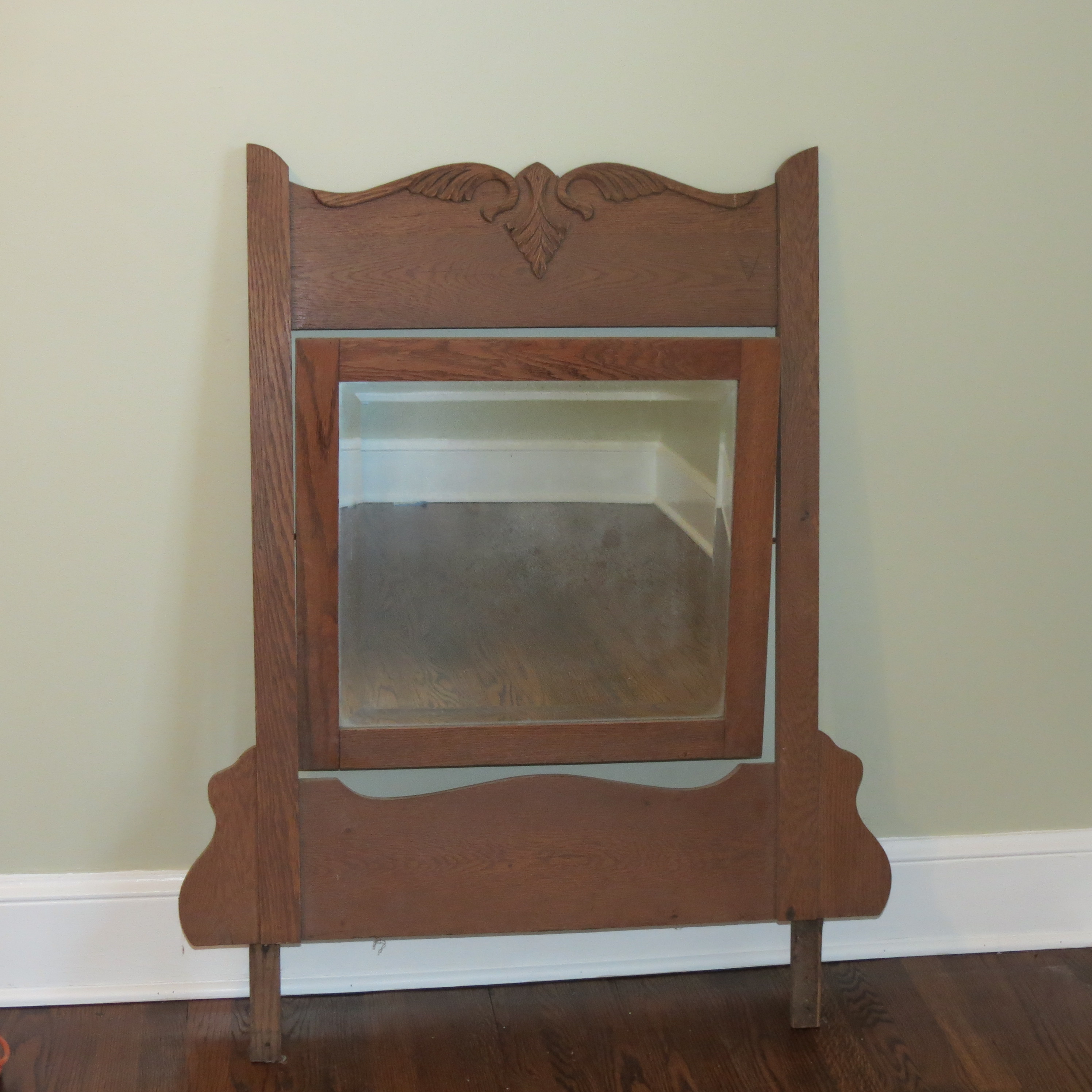 ashley mirror design garden shipping free product and ledelle today signature home dresser overstock by mirrors